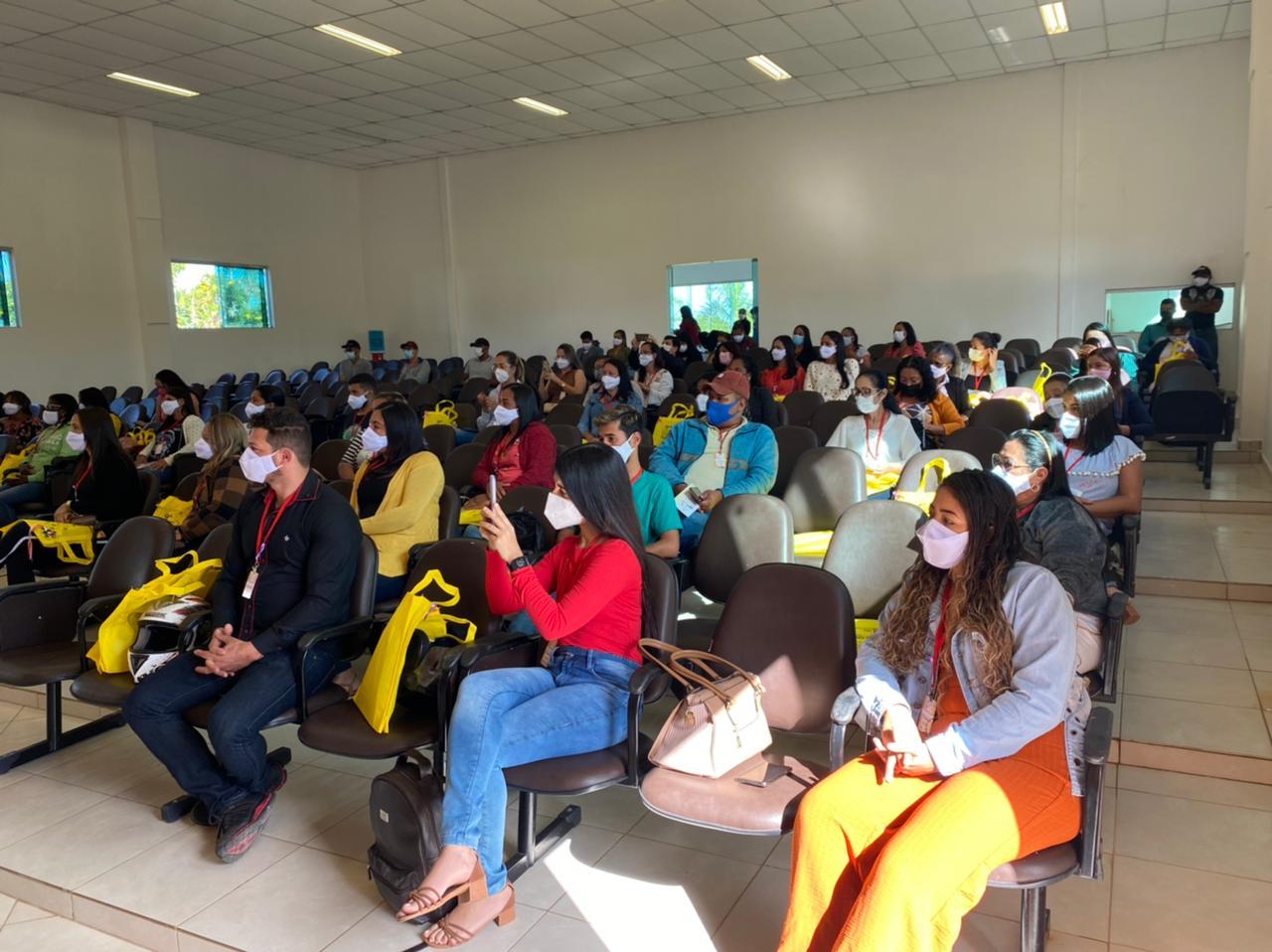Prefeitura de Tapiramutá realizou a 9ª Conferência Municipal de Assistência Social